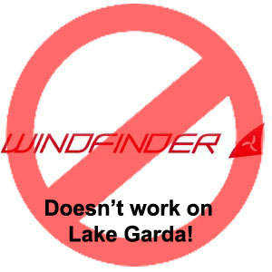 scoula di kitesurf Wind Riders sul Lago di Garda