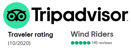 Tripadvisor reviews windriders